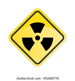 Radiation Sign.