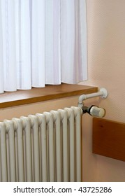 radiator in room