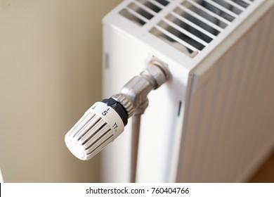 Radiator thermostat control
