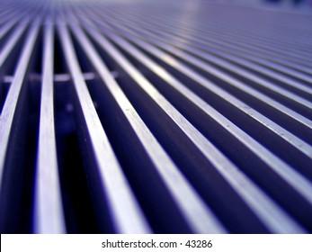 radiator tracks