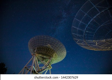 Radio Astronomical Telescope at Astronomical Observatory, Beijing, China