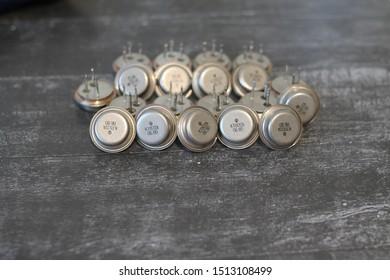 radio components  radio parts   radio elements               transistors resistors made in the ussr