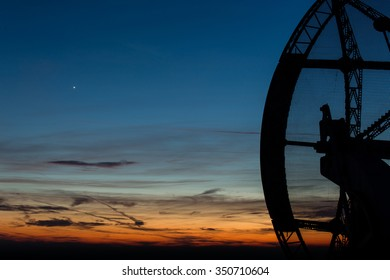 radio telescope and first star