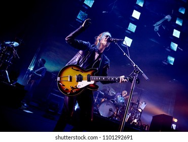 Radiohead performing at the Roundhouse London 2016Roundhouse2016_05_26