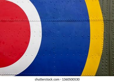 RAF aircraft roundel