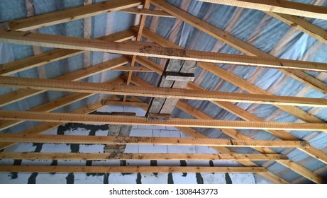 Roof Trusses Images Stock Photos Amp Vectors Shutterstock