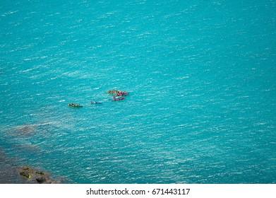 Rafting, extreme, team, sport fun active relaxsplashing the white water