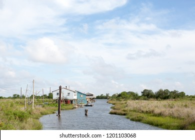 Ragged Louisiana Coast