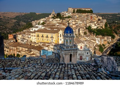 Ragusa Ibla in Sicily, Italy