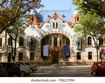 Raichle Mansion, Modern Art Gallery - Beautiful Subotica - old town in Vojvodina