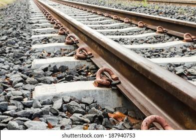 Rail anchor , Rail joints , Rail