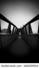 Rail Bridge in Ashford Kent