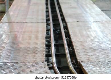 Rail car toys