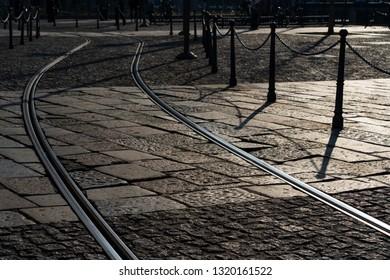 Rail to somewhere (reaching)