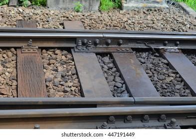 Rail way.