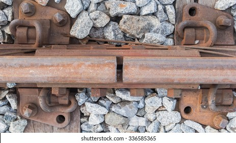 rail way space for thermal expansion, steel design