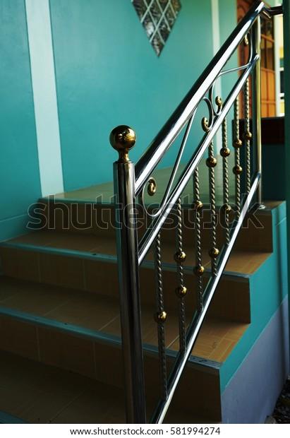 Railing or Banister House
