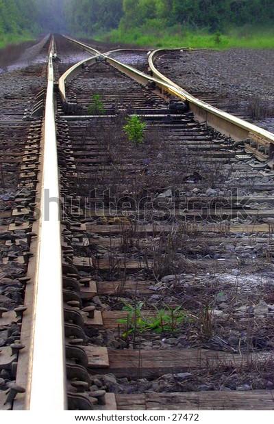 Railroad Choice ahead