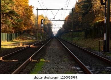 Railroad Dutch Fall