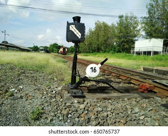 Railroad Swith,Turnout