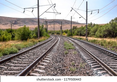 Rail Images, Stock Photos & Vectors | Shutterstock