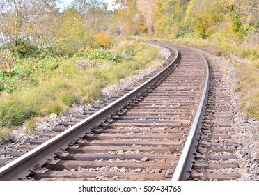 Railroad and tracks