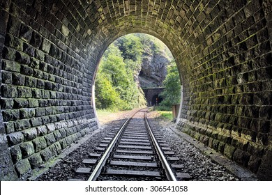 Railroad Tunnel - Harmanec, Slovakia