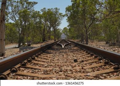 Australia Outback Rail Images, Stock Photos & Vectors