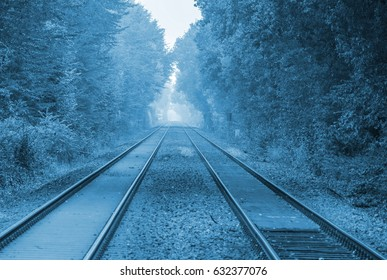 railway background