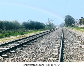 Railway lines could be that beautiful