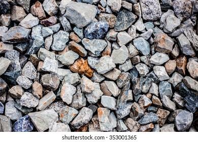 railway rock texture