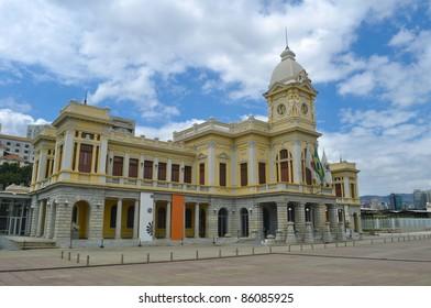 Railway station in Belo Horizonte - Minas Gerais - Brazil