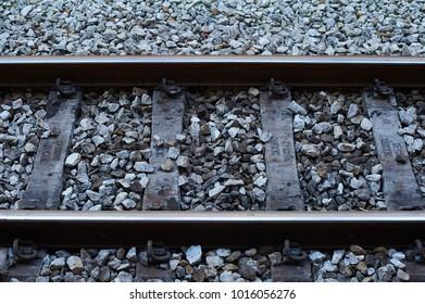 Railway Track in Malaysia