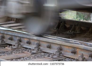railway tracks, high-speed rail Railway pointwork