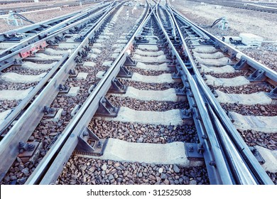 Railway Line Images, Stock Photos & Vectors | Shutterstock