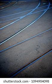 Railway in Zurich