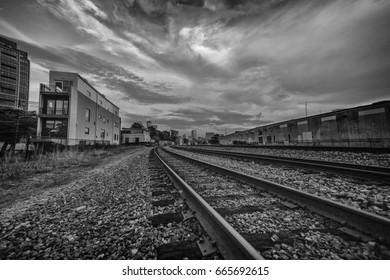 Railways and train cars