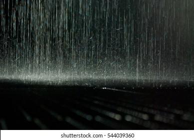 Rain Room Rain