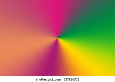 rainbow Background with color pattern