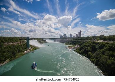 Rainbow Bridge on Niagara