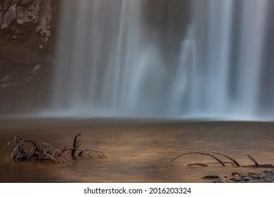 Rainbow Falls, Ansel Adams Wilderness, California