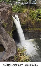 Rainbow Falls, Big Island (Hawaii Island), Hawai'i