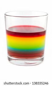 Rainbow Jelly Tumbler