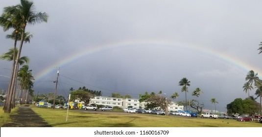 Rainbow in Kahului