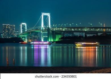 Rainbow-bridge Tokyo