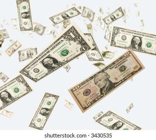 raing dollar