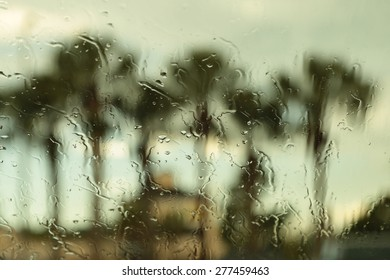 It's Raining out
