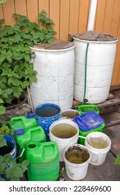 Rainwater Harvesting (garden)