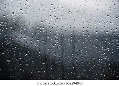 Rainy day abstract // Asheville, North Carolina
