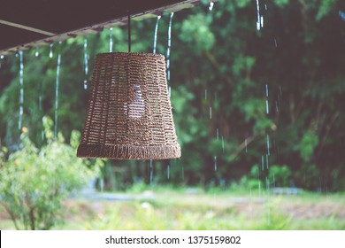 the rainy day of eaves